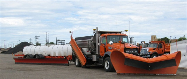 North Dakota Finds Purchasing Solution For Complex Snow Plow Truck