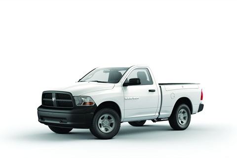 Ram Tradesman is available in either regular cab short-bed (6 feet, 4 inches) and long-bed (8 feet) models, with a choice of 4x2 or 4x4 powertrains.