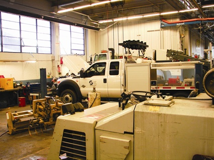 <p>One-hundred seventy under-utilized vehicles were moved out of the