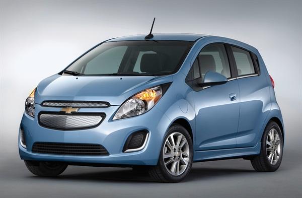 2014-MY Chevrolet Spark EV