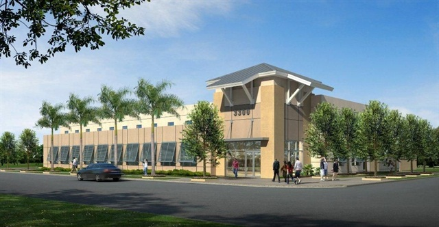Pictured is a rendering of the City of Coral Gables, Fla., transit maintenance facility, currently in construction. Image courtesy of the City of Coral Gables, Fla.