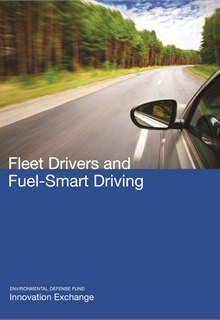 "<p>The Environmental Defense Fund's (EDF) ""Fuel-Smart Driving"" handbook identifies driver-controllable, high-impact factors, such as avoiding aggressive driving, minimizing idling, and maintaining vehicles properly.</p>"