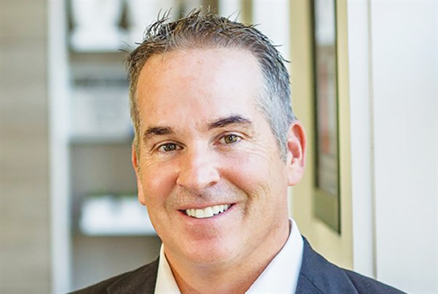 Prior being named CEO of Merchants Fleet Management, Keegan provided stratgegic guidance to the company about its long-term growth strategy. Photo courtesy of Merchants Fleet Management.