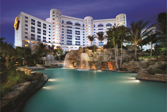 Photo courtesy of the Seminole Hard Rock Hotel & Casino in Hollywood, Fla. For 2013, Auto Rental Summit will take place at the Seminole Hard Rock Hotel & Casino in Hollywood, Fla.