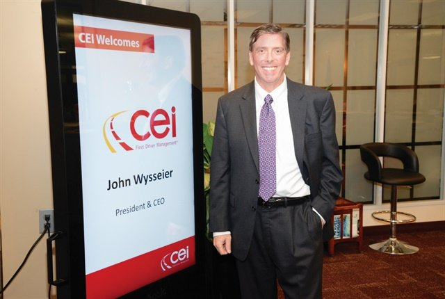 John Wysseier rejoined The CEI Group as president and CEO. Earlier in his career, Wysseier spent five years with CEI from 2001 to 2006. He initially led business development and operations for CEI. In 2004, Wysseier helped start a business unit of CEI in Barcelona, Spain, as managing director of European operations. Photo: CEI