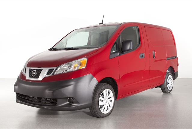 The Nissan NV200 Compact Cargo Van comes in two models, S and SV, in five exterior colors, and offers a range of option packages.