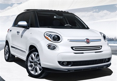 The all-new 2014-MY Fiat 500L