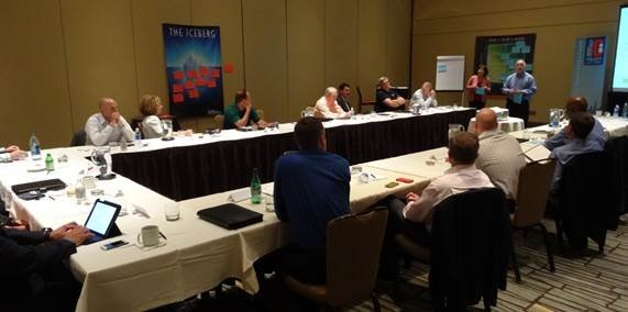 "Dubbed ""Project Client Insight,"" the workshop was hosted on August 18th in Chicago. (PHOTO: AASC)"