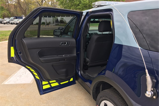 Mass  State Police Boost Vehicle Visibility - Police
