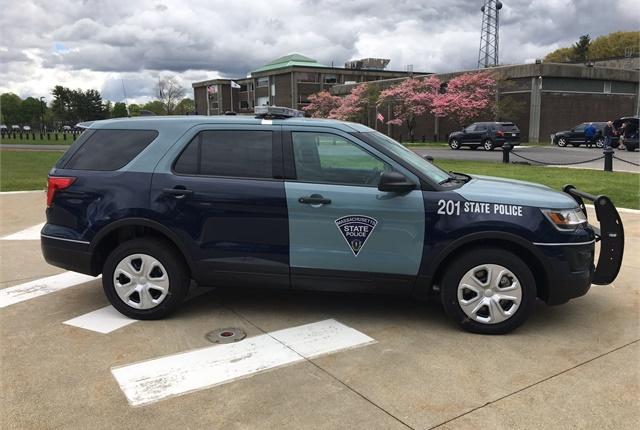 Photo courtesy of Massachusetts State Police
