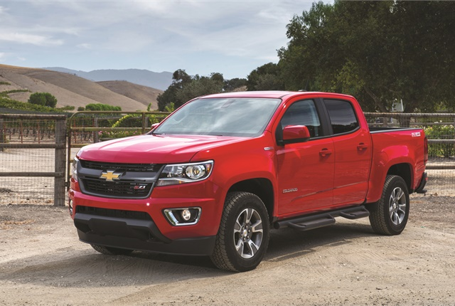 In the first quarter of 2018, General Motors launched the Chevrolet Colorado Diesel in Peru. Previously, General Motors did not have a pickup truck in its product portfolio in  Peru. Photo: GM.