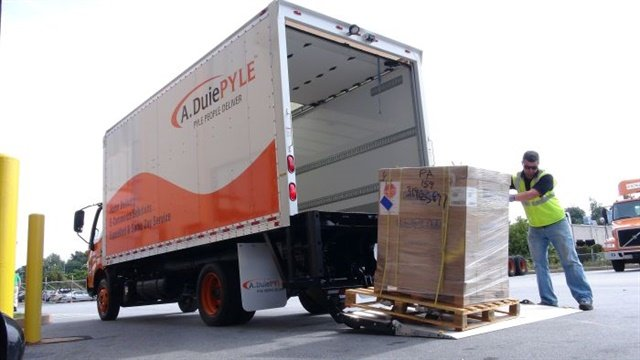 Changes in logistics prompted by e-commerce and technology are leading companies such as A. Duie Pyle to invest in last-mile delivery services. Photo: A. Duie Pyle