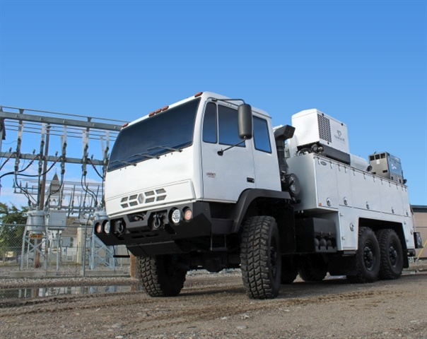 Acela Trucks offers two extreme-duty trucks, the Monterra 4x4 and the Monterra 6x6 (pictured). Both models were built specifically for use in extreme work environments. (Photo: Acela Truck Company)