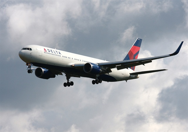 Delta is one of the airlines included in CarTrawler's survey of airline ancillary revenue. Photo via Wikimedia.