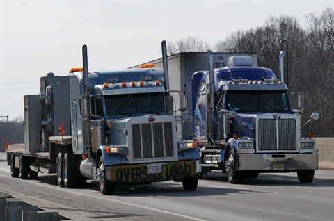 Apples to oranges. Accurate fuel economy test results can only be obtained using idendical trucks, including the tires.