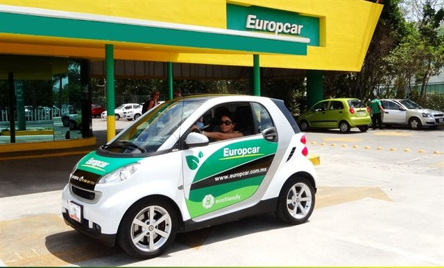 Global Snapshot Europcar Mexico Celebrates 10th Anniversary