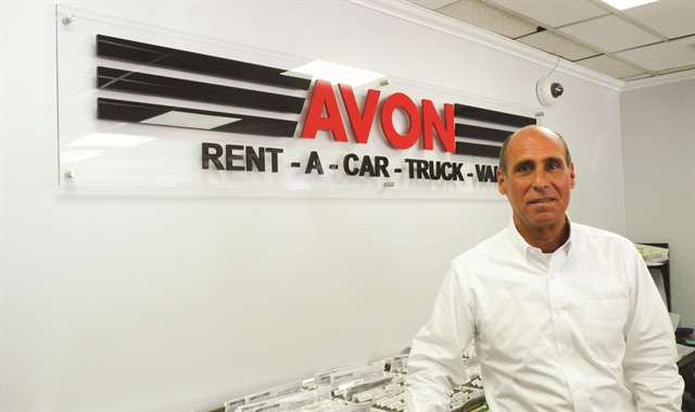 Nelson Silver founded Avon Rent A Car Truck and Van with his father Maury in 1978.