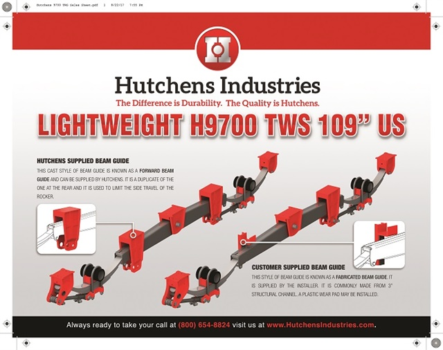New Tech, New Challenges for Axles & Suspensions - Equipment