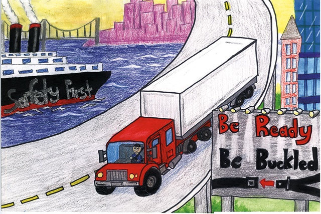 Artwork byAndy Chen,4th gradeEast Brunswick, New JerseyGrand Prize Winner (3rd to 6th Grade)