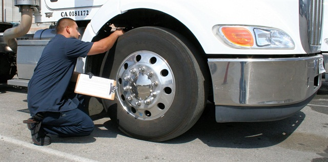 Service providers come to your yard or to remote yards, and do tire checks, pressure audits.