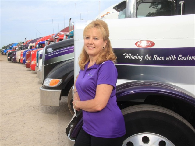 According to CEO Brenny, the average company driver made 50 cents per mile with benefits and bonuses last year. They also receive extra pay for loaded Canadian crossings, New York City runs and over-dimensional hauls.