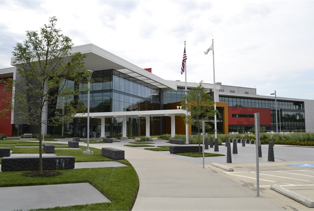 New product development and technical research is based at the Bridgestone Americas Technical Center houses labs and testing facilities in a high-tech, environmentally friendly building.