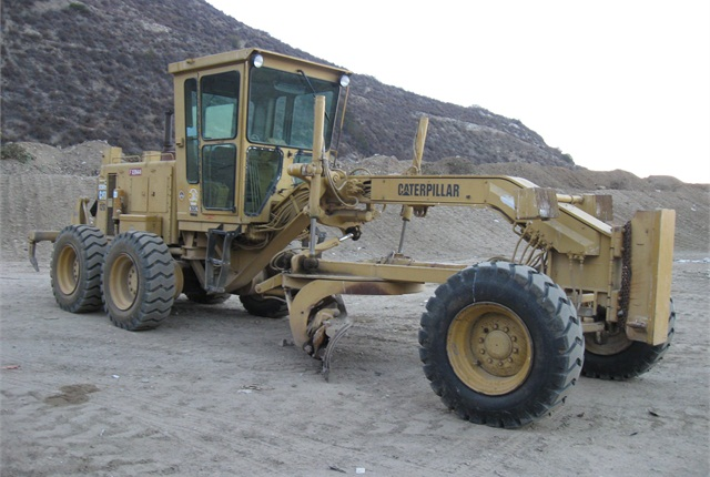 At the City of Burbank, Calif., rental equipment saves the day when off-road equipment at the City's landfill (pictured) breaks down. Photo courtesy of City of Burbank.