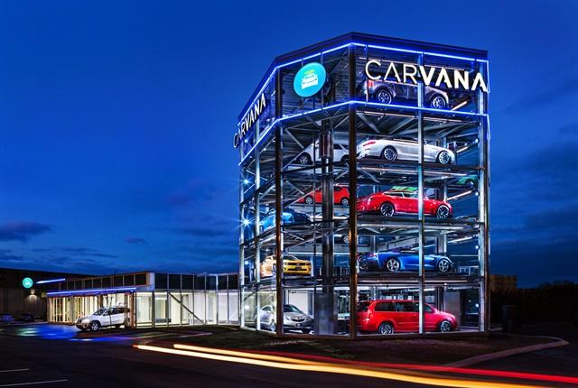 Courtesy of Carvana.