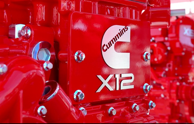 Quick Spin: Cummins Brings X12 to North America - Equipment