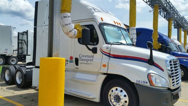 Drivers Key to Cutting Idle Costs - Fuel Smarts - Trucking Info