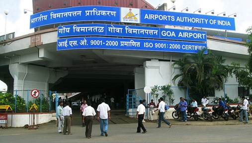 Dabolim International Airport. Photo via Anita Karumanchi/Wikimedia Commons.