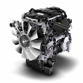 The Detroit DD5 engine