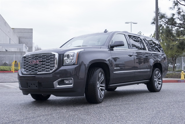 Photo of 2018 GMC Yukon XL Denali by Vince Taroc.
