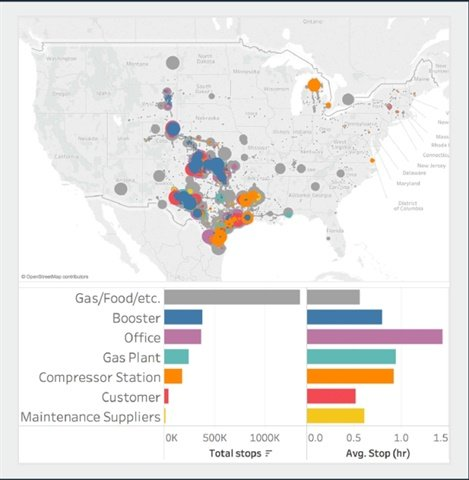 Our end-to-end approach starts with our expert truck telematics consultants, who partner with you to identify meaningful improvement metrics before recommending an optimal product solution. (Image: Element)