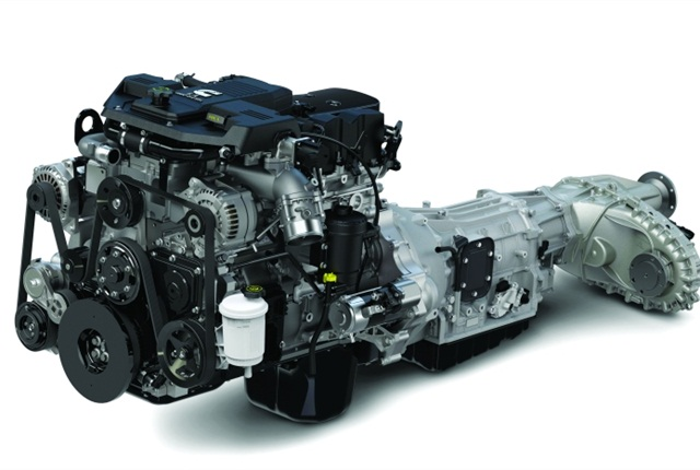 A diesel engine (above) will tend to net a higher resale value than a gasoline engine. (PHOTO: Chrysler)