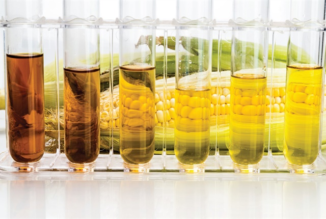 Ethanol is a renewable, domestically produced biofuel that is commonly added to the nation's gasoline supply in varying ratios.Photo: Getty Images