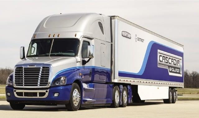 Freightliner Evolution i