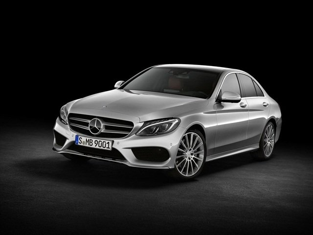 The 2015 Mercedes-Benz C-Class. Photo credit: Mercedes-Benz