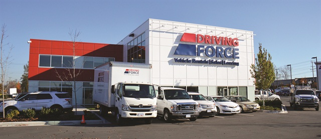 Driving Force Vehicle Rentals, Sales and Leasing provides trucks and specialty vehicles primarily to companies serving the energy and mining industries in western Canada and the Arctic.