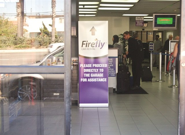 "This new Firefly location is now serving the ""deep-value"" leisure rental market at Los Angeles International Airport."