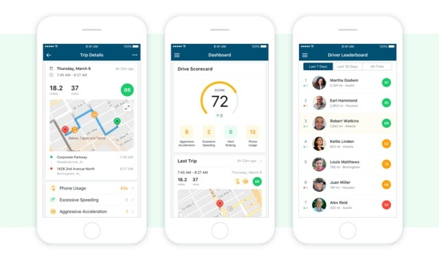 Fleets produce a lot of data, much of it siloed or offline. Fleetio aims to be the system of record for fleets, giving them a place to easily track everything. (Image: Fleetio)
