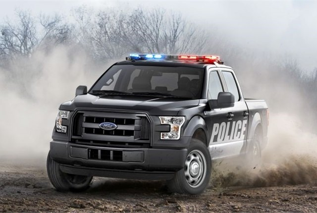 Photo of F-150 XL SSV courtesy of Ford.