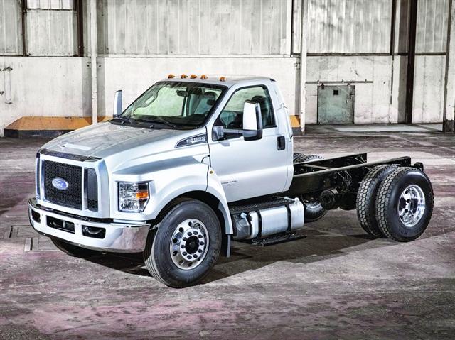 2015 Medium-Duty Truck Trends - Equipment - Trucking Info