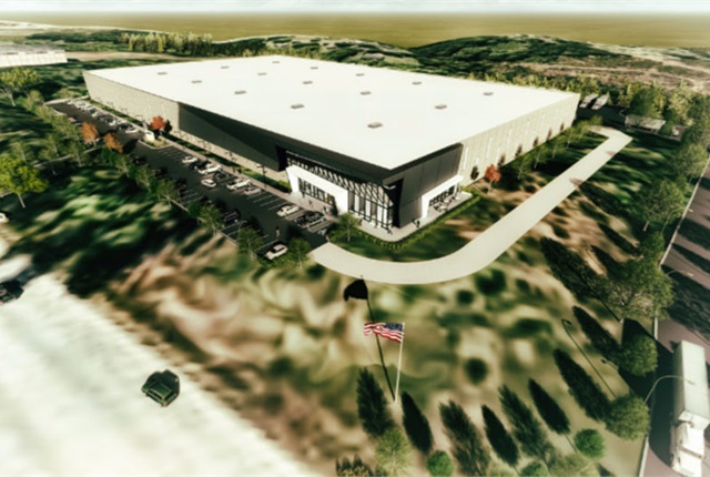 Daimler says a new logistics center in Gaffney, South Carolina, will boost a number of key business operations for FCCC. Photo: DTNA