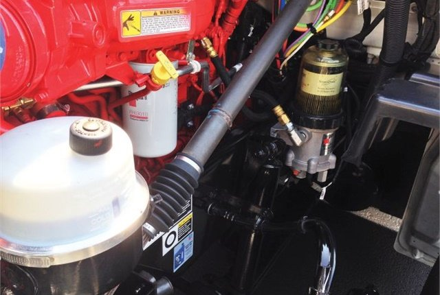 supplemental fuel processors combine a fuel filter, water separator and  heater all in one unit