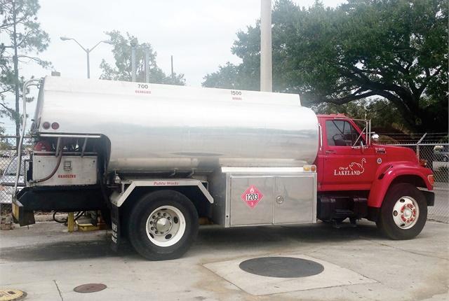 How Fleets Manage Fuel During Emergencies - Fuel