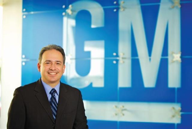Photo of Garza courtesy of GM Mexico.
