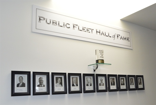 The Public Fleet Hall of Fame was founded in 2014 with 10 inaugural inductees. Photo by Kim Pham