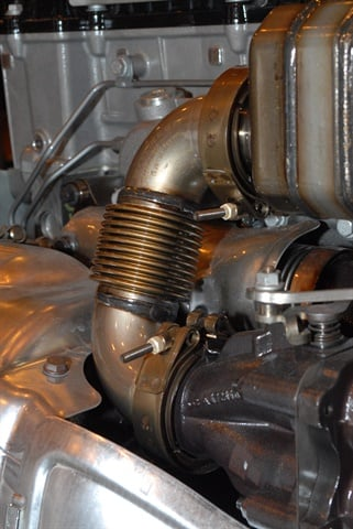Contemporary engine designs improved on past weak points, and thereby reduced the number of failures.