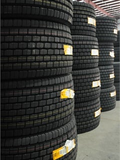 More retreaders are taking on wide-single tires, but they aren't universally available.